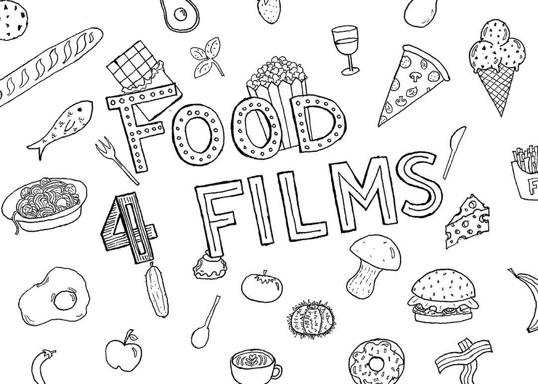 4 fantastische films over eten